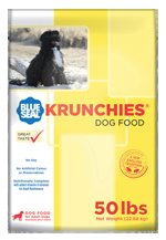 Blue Seal Krunchies Dry Dog Food