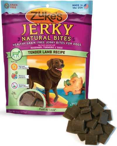 Jerky Naturals - Grain-free Jerky Bites for Dogs