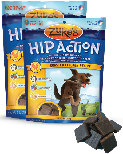 Hip Action - Dog Biscuits with Glucosamine & Chondroitin