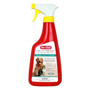 No-Bite™ Flea and Tick Mist for Pets