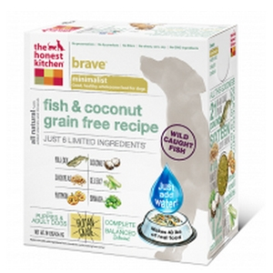 The Honest Kitchen Brave Dog Food