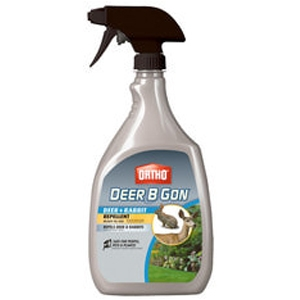Ortho® Deer B Gon Deer & Rabbit Repellent RTU 24 fl. oz.