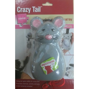 Petlinks Crazy Tail Cat Toy