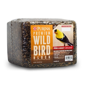 Purina® Premium Wild Bird Block