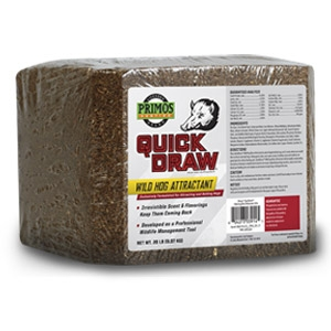 Primos® Quickdraw® Wild Hog Block