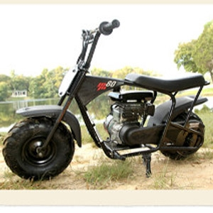 Monster Moto 80cc Black Mini Bike