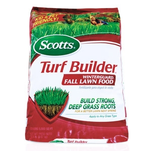 5M Turf Builder® Winterguard® Fall Lawn Food