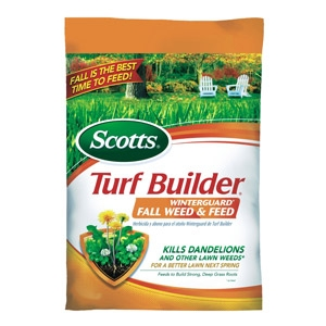 5M Turf Builder® Winterguard® Fall Weed & Feed