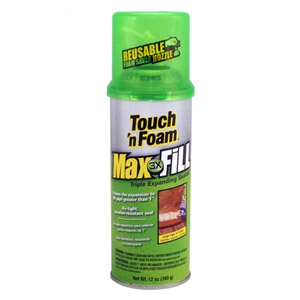 Touch 'n Foam® Max Fill™ Triple Expanding Sealant