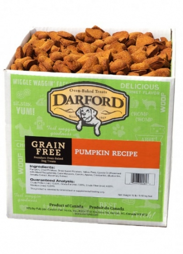 Darford Dog Treats - In Bulk - Pumpkin