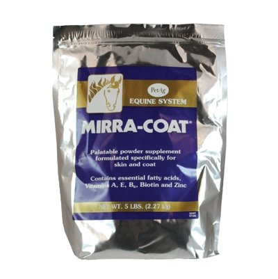 Mirra-Coat Horse Skin & Coat Supplement