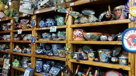 Authentic Talavera Pottery