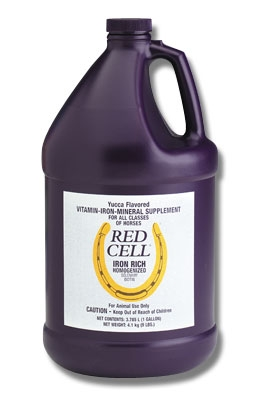 Farnam Red Cell Horse Energy Vitamin-Mineral Supplement