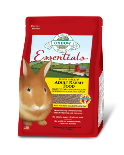 Oxbox Essentials Adult Rabbit Food