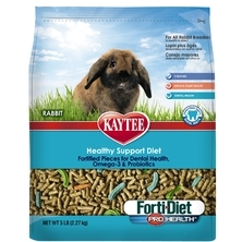 KAYTEE Forti-Diet Pro Health Adult  Rabbit Food