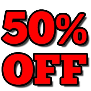 50% Off All Fairies and Fairy Accessories