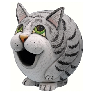 Songbird Essentials Grey Tabby Cat