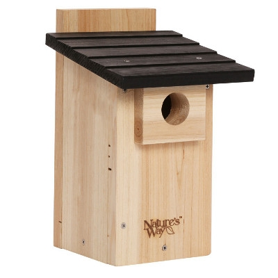 Nature's Way Bluebird House with Viewing Window