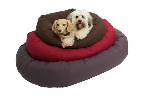 Dog Gone Smart Donut Pet Bed