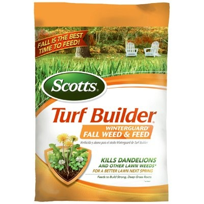 Turf Builder Winterguard Fall Weed & Feed
