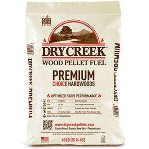 Dry Creek™ Premium Wood Pellet Fuel