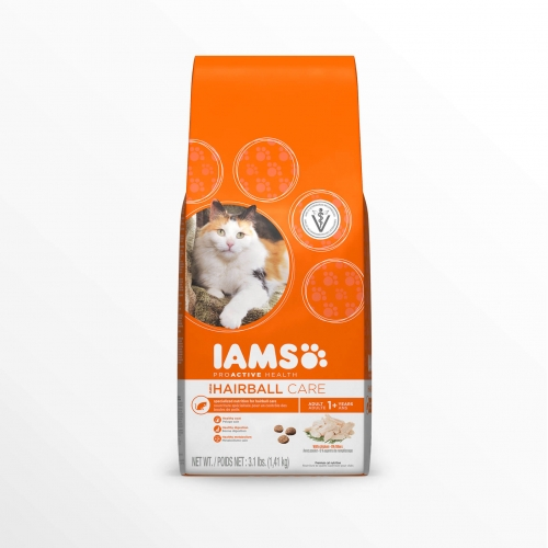 Iams Proactive Health Adult Hairball Control