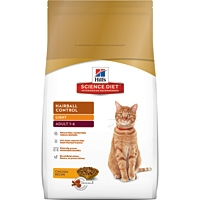Hill's Science Diet Hairball Control Light Dry Cat Food