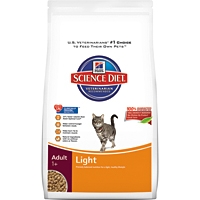 Hill's Science Diet Light Dry Cat Food