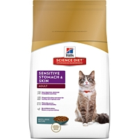 Hill's Science Diet Sensitive Stomach & Skin Dry Cat Food