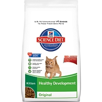 Hill's Science Diet Kitten Healthy Developement Dry Food