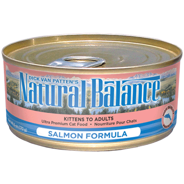 Natural Balance Ultra Premium Salmon Canned Cat Food
