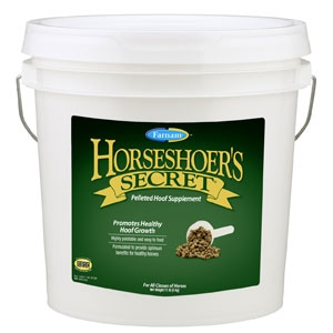Horseshoer's Secret® Pelleted Hoof Supplement
