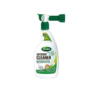 Scotts® Plus OxiClean™ Outdoor Cleaner (32 Ounce-RTS-Hose Attach Sprayer)