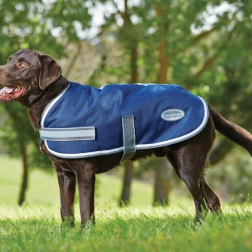 WeatherBeeta Rainstop Windbreaker 1200D Dog Coat