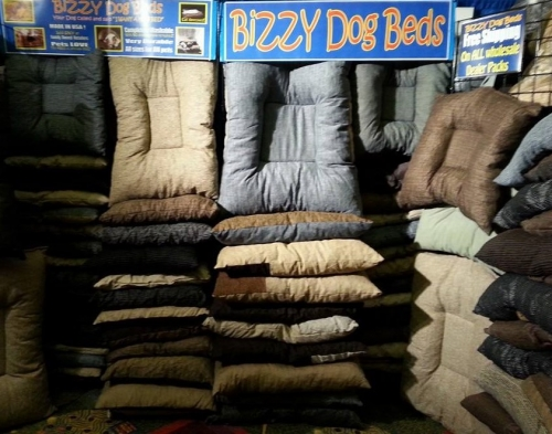 Bizzy Dog Bed