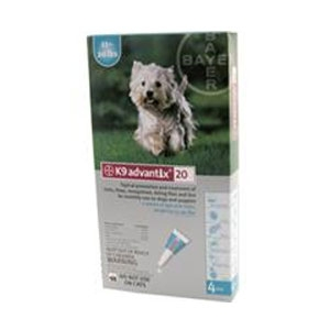 K9 advantix II-Medium Dog