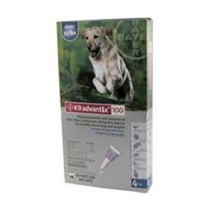 K9 Advantix II-XL Dog