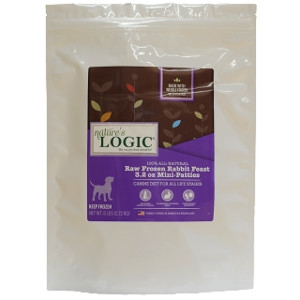 Nature's Logic Rabbit Raw - Frozen 6 lb.