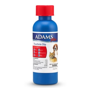 Adams™ Plus Pyrethrin Anti Flea & Tick Dip