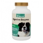 NaturVet Digestive Enzymes Plus Probiotic Tabs Dog Supplement