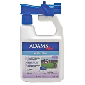 Adams Plus Yard Spray Insecticide 32oz