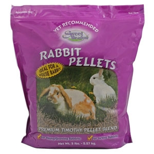 Sweet Meadow Rabbit Pellets 10lb