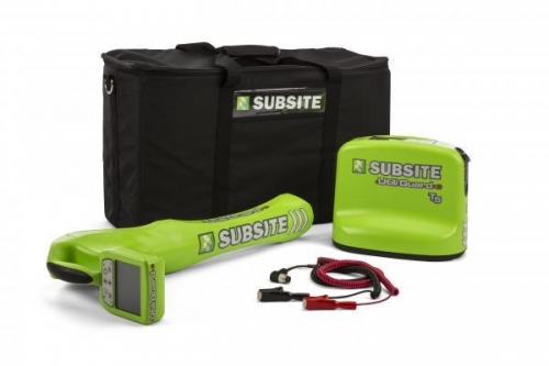 Subsite Utility Locating System