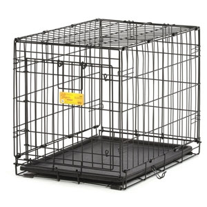Life Stages ACE Single Door Folding Dog Crate 24