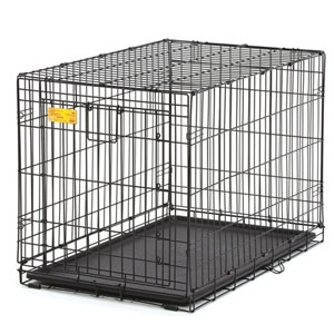 Life Stages ACE Single Door Folding Dog Crate 36