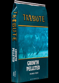 Tribute Growth Pellet