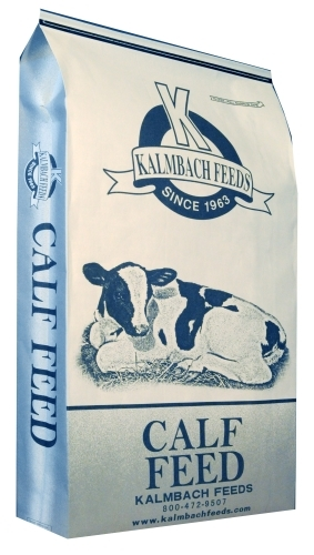 18% Calf Starter Textured Medicated