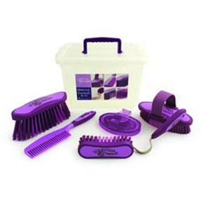 Equestrian Sport 7-Pc. Grooming Set for Horses