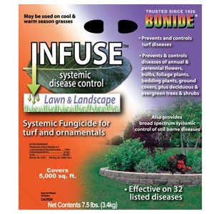 Bonide Infuse Systemic Disease Control Fungicide Granules 7.5lb
