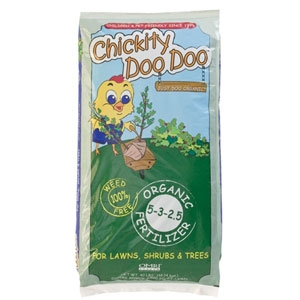 Chickity Doo Doo Organic Fertilizer 40lb
